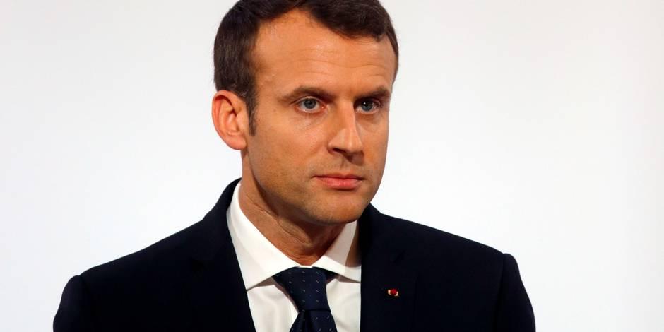La cote de popularité de Macron et Philippe continue de grimper
