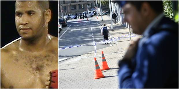 Bruxelles: Hicham Diop condamné à 15 ans de prison pour avoir tenté de tuer des policiers - La Libre