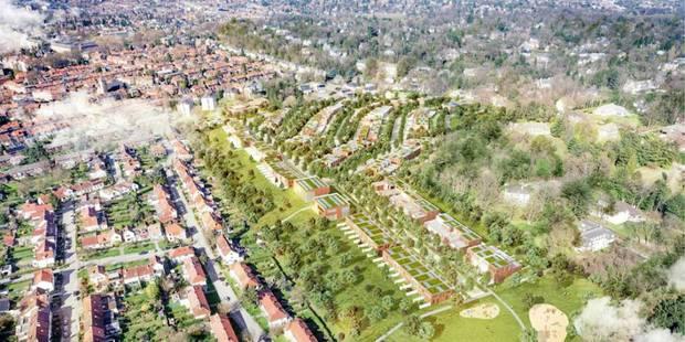 Woluwe-Saint-Pierre: plus de 500 logements seront construits aux Dames blanches - La Libre