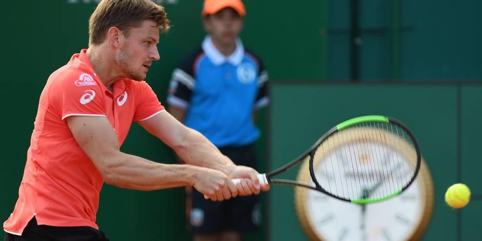 ATP Monte-Carlo: Dimitrov et Goffin déclarent forfait en quarts du double