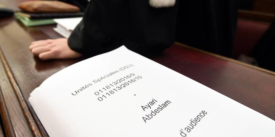 Abdeslam reconnu coupable par un tribunal de Bruxelles — Terrorisme