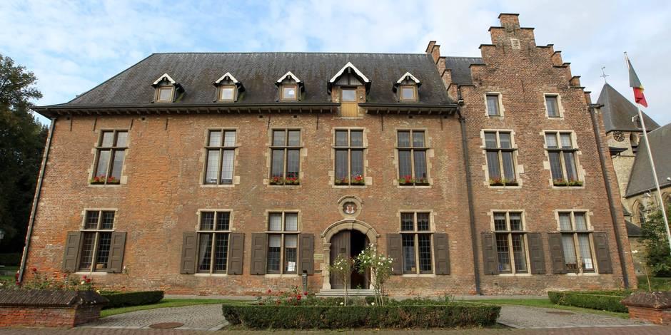 Maison communale de Drogenbos.