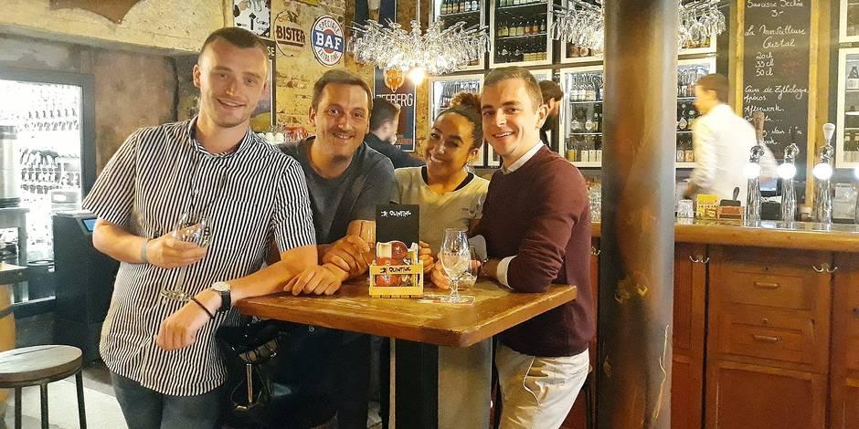 Namur: défi veut être la plus jeune