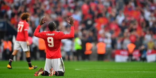Manchester United qualifié pour la finale de la Coupe d'Angleterre - La Libre