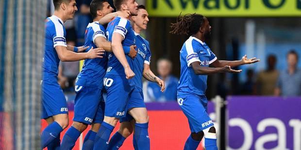 Anderlecht perd des points précieux pour la course au titre à Genk (2-1) - La Libre
