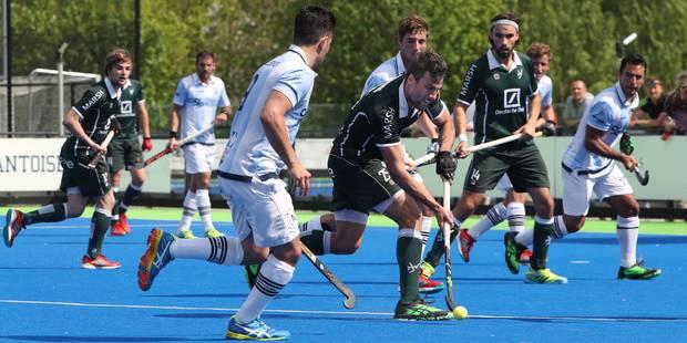 Hockey: le Léopold assure sa place en demis face à Louvain, le Daring se sauve - La Libre