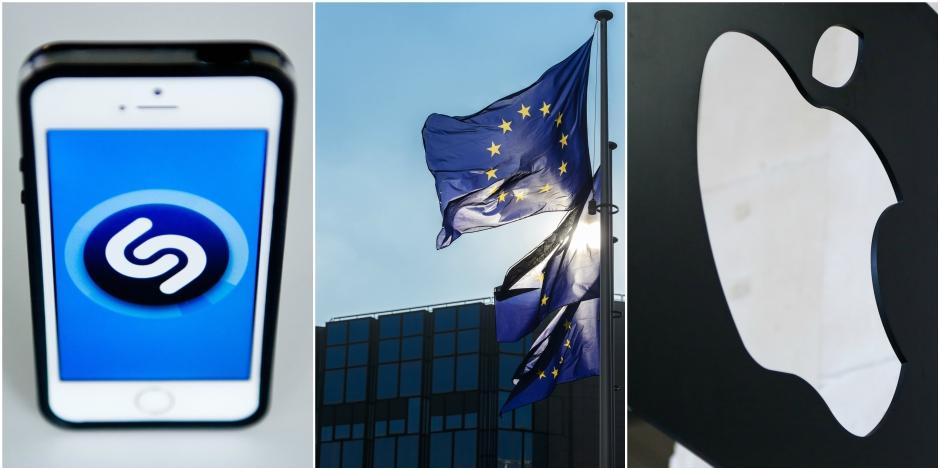 Rachat de Shazam par Apple ? La Commission européenne ouvre une enquête