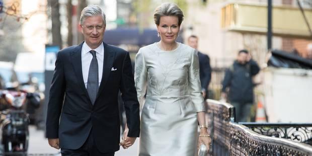 ONU: 400 notables viennent saluer le roi et écouter le chef de la diplomatie à New York - La Libre