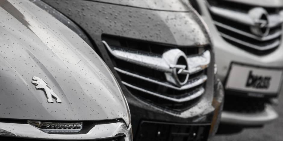 Forte hausse des ventes trimestrielles — Peugeot SA
